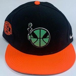 Nike Air Pro Cap SnapBack Hat 599210-010 Area 72